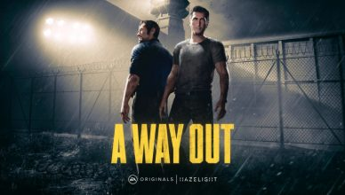 "[News] A Way Out – Co-Op Adventure macht ""Friends Pass"" möglich"