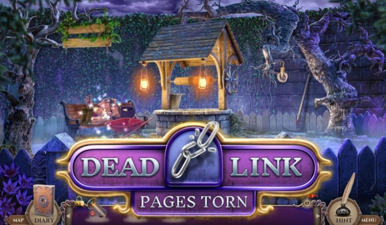 [News] Dead Link: Pages Torn - Neues Wimmelbild-Adventure am Start