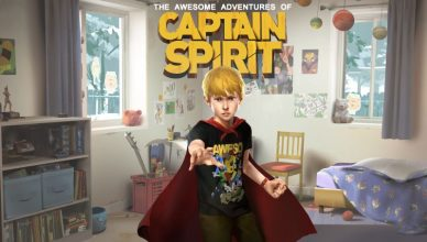 [E3] The Awesome Adventures of Captain Spirit - Das Spiel mit Hints zu Life is Strange 2