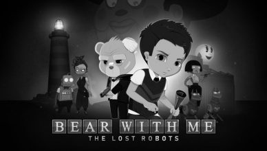 [News] Bear With Me - Prolog für den Sommer angekündigt!
