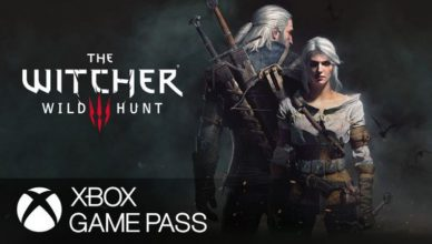 The Witcher 3: Wild Hunt - Bald im Xbox Game Pass verfügbar
