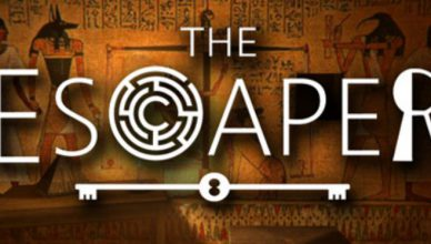 The Escaper – Neues Escape-Room Adventure erwartet uns!